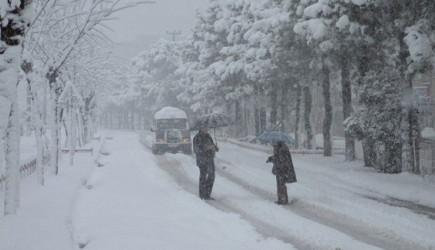 Meteoroloji Uyardı, Kara Kış Kapıda