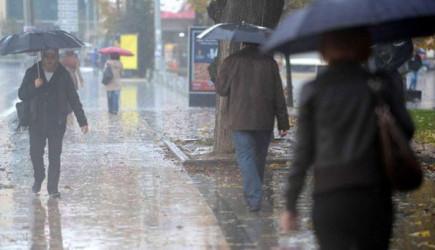 Meteoroloji Uyardı! Sağanak Yağmur Devam Edecek