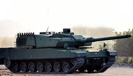 Milli Tank Altay'a Aranan Motor Bulundu!