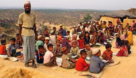 Myanmar'dan Çarpıcı Açıklama! Müslümanlar Neden Göç Ediyor?
