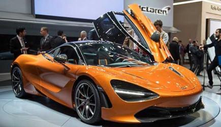 O Bir Hız Canavarı: 2018 McLaren 720S Ortaya Çıktı