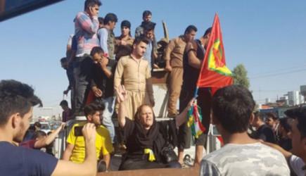 PKK'lı Teröristler Kerkük'te! Türkmenlerin Can Güvenliği Yok!