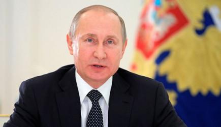 Putin'den Kritik Açıklama! 6 Yıl Daha Buradayım