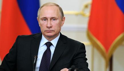 Putin'den Kritik Siyaset Açıklaması
