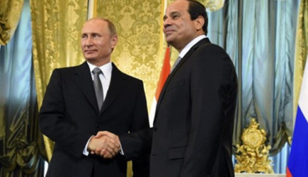 Putin'den Sisi Hamlesi!