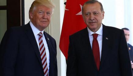 Reis-i Cumhur Erdoğan ABD Başkanı Trump İle Görüşecek