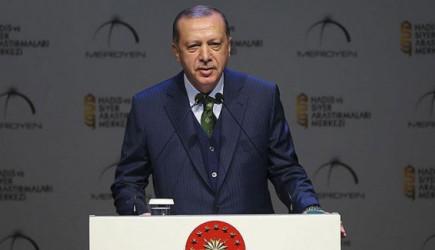 Reis-i Cumhur Erdoğan İl Kongresinde Konuştu!
