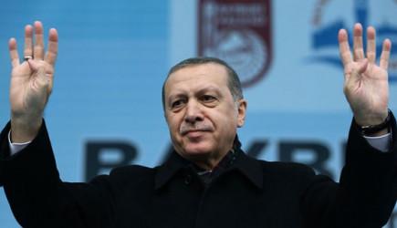 Reis-i Cumhur Erdoğan İstihdam Şurası'nda Konuştu.
