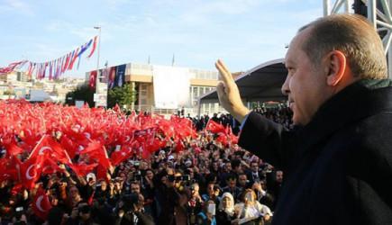 Reis-i Cumhur Erdoğan Metro Açılışında Konuştu!