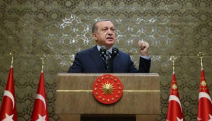 Reis-i Cumhur Erdoğan Sert Konuştu! Yanlış Yapana Af Yok!