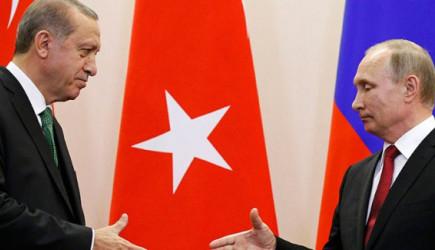 Reis-i Cumhur Erdoğan Soçi'deki Üçlü Suriye Zirvesine Gitti!