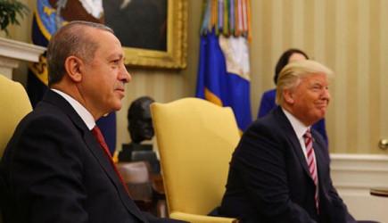 Reis-i Cumhur Erdoğan Trump İle Telefonda Görüştü!