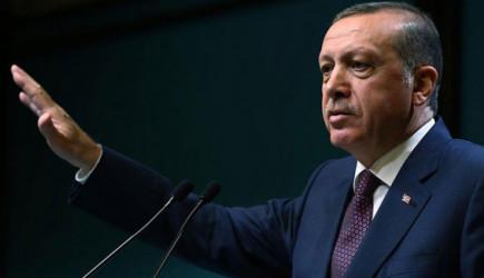Reis-i Cumhur Erdoğan Trump'a Sert Çıktı!