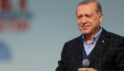 Reis-i Cumhur'dan Barzani'ye Sert Sözler '' Söyleye Söyleye Girilmez Bir Gece Ansızın Gireriz!''