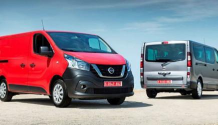 Renault-Nissan Hafif Ticari Araçta Birleşiyor