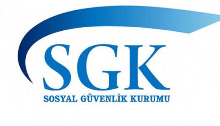 SGK'da Yeni Dönem Başladı!