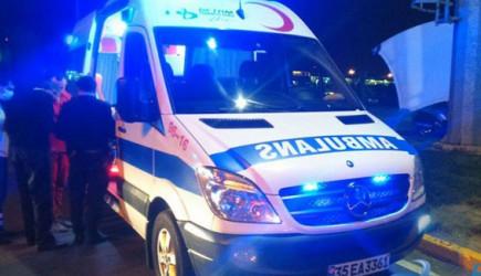 Sinop'ta Feci Kaza! Ölü Ve Yaralılar Var