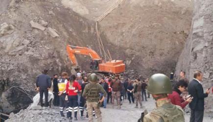Şırnak'ta Kömür ocağında göçük: 6 işçi öldü