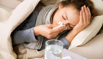 Soğuk Algınlığına İyi Gelecek 5 Doğal Yöntem!