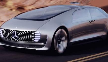 Son Kazadan Sonra Sürücüsüz Otomobil Hayal mi; Mercedes Açıkladı