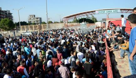 Suriyeliler Memleketlerine Dönüyorlar!