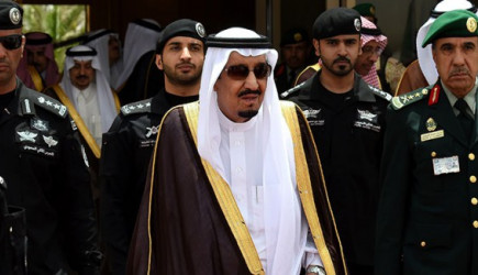 Suudi Arabasitan'dan İran Resti!
