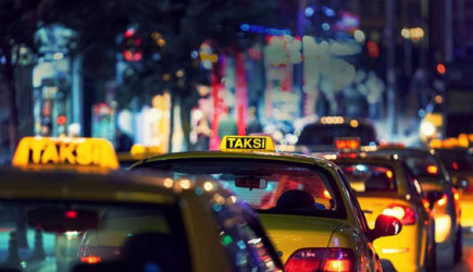 Taksilerde Artık Yeni Dönem!