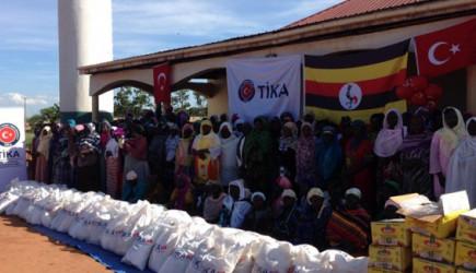 TİKA Uganda'daki Çalışmalarını Tamamladı