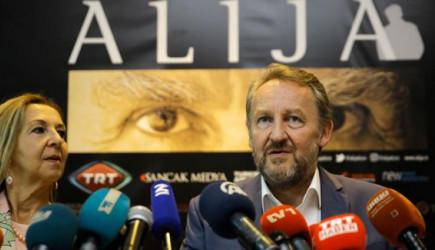 TRT'den Dev Proje! Alija Bosna Hersek'te Tanıtıldı