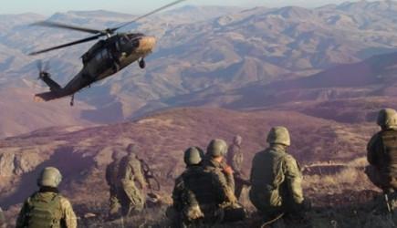TSK'dan Büyük Darbe! Teröristler Kaçmaya Delik Arıyor