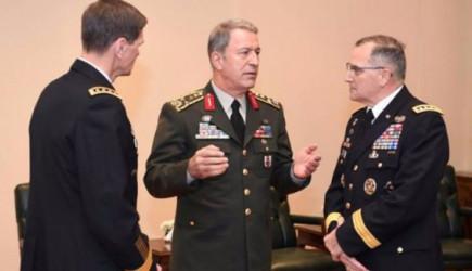 Türkiye, ABD Irak Askeri Zirvesi Sonrası Açıklama!