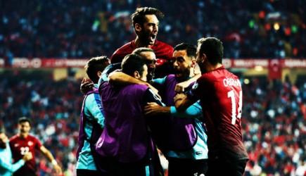 Türkiye Hırvatistan'ı Devirdi! Şeytanın Bacağını Eskişehir'de Kırdık