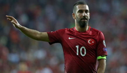 Ve Arda Turan Galatasaray'da!