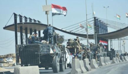Ve Irak Ordusu Kerkük'e Giriyor! Peşmerge Kaçıyor!