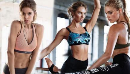 Victoria's Secret Mankenleri Ne Yiyip Ne İçiyor