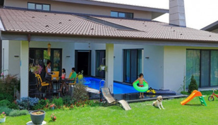 Villa Konseptine Yeni Bir Boyut Getiren Proje