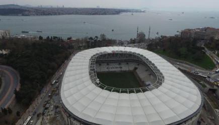 Vodafone Arena Dünya İkincisi Oldu!