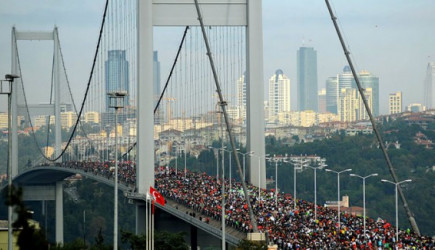 Vodafone İstanbul Maratonu Ne Zaman ?