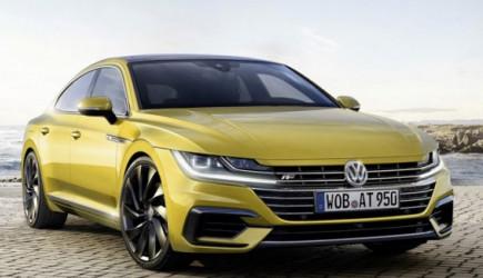 Volkswagen Arteon'un Tanıtımı Yapıldı