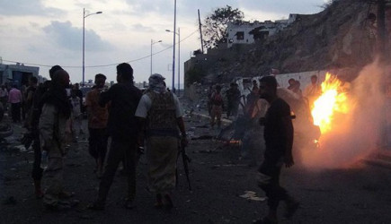 Yemen'de Karakola Saldırı! 9 Asker Öldü