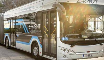 Yerli Elektrikli Otobüs Üretimine Start Veriliyor