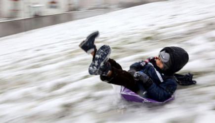 Yılın İlk Kar Tatili Geldi!