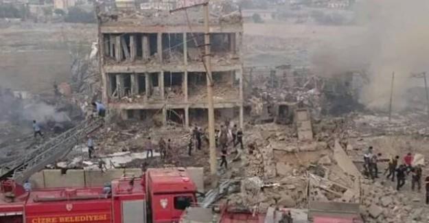 11 Şehidin Verildiği Saldırıda Kullanılan Kamyon Belediyeden!