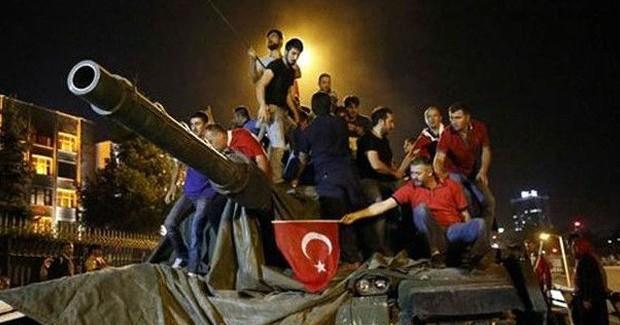 '15 Temmuz Türkiye'yi Güçlendirdi'