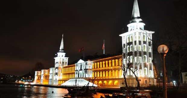 171 Yıllık Osmanlı Mirası: Kuleli Askeri Lisesi'nin Hikayesi