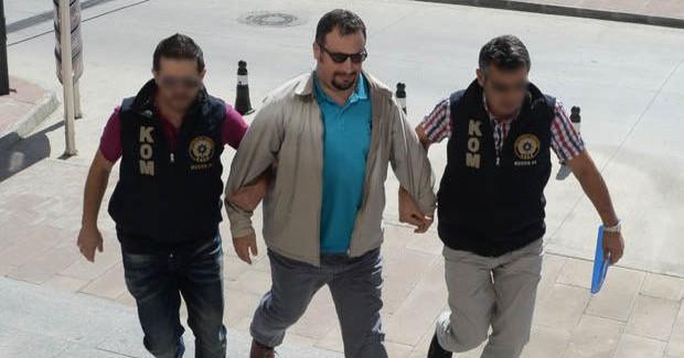 18 gündür özel ekiple aranan FETÖ'cü savcı yakalandı