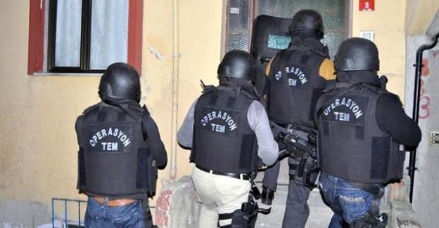 2 Polisi Şehit Eden PKK'nın Bombacısı İstanbul'da Yakalandı