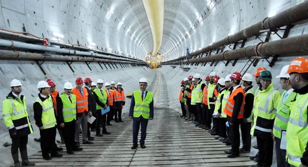 2017'de de Yatırımlar Hız Kesmeyecek: 41 Yeni Tünel