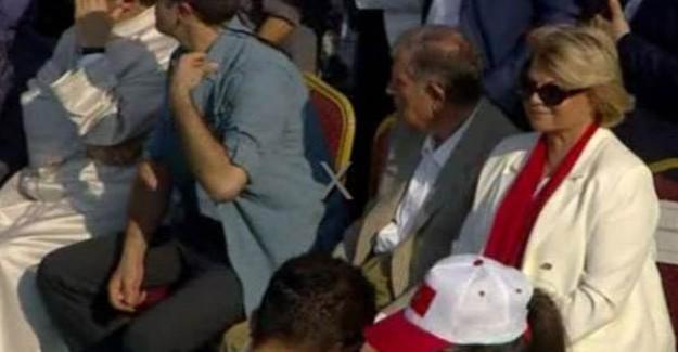 28 Şubat Darbesi Mağduru Tansu Çiller de Yenikapı'ya Geldi