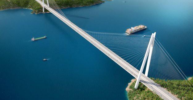 3. Köprü bağlantı yolları ihalesinin sonucu bugün açıklanacak